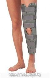 Бандаж для полной фиксации коленного сустава ТРИВЕС Т-8506
