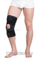 Бандаж компрессионный на коленный сустав (разъемный) ТРИВЕС Т-8593