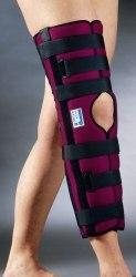 Ортез (фиксирующая шина) коленного сустава ORTEX 03