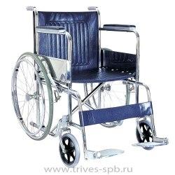 Кресло-коляска с ручным приводом от обода ТРИВЕС CA905