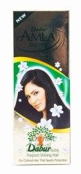 МАСЛО ДЛЯ ВОЛОС АМЛА С ЖАСМИНОМ 200мл Dabur Amla Hair Oil Jasmine