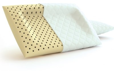 Ортопедическая подушка Харди-Memory мягкая. Высота 12 см Сонит Харди-Memory