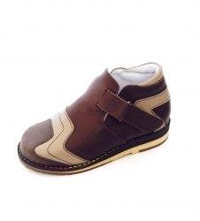 Модель 477 Туфли дошкольные для мальчиков Белорусский протезно-ортопедический центр 477