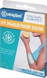 EXTRAPLAST Охлаждающий От мышечной боли Sinsin Pharmaceutical Co От мышечной боли