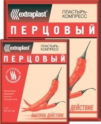 EXTRAPLAST Перцовый Sinsin Pharmaceutical Co Перцовый