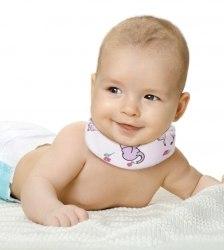 Воротник Шанца для недоношенных или новорожденных с небольшим весом ОВ-000 Экотен ОВ-000