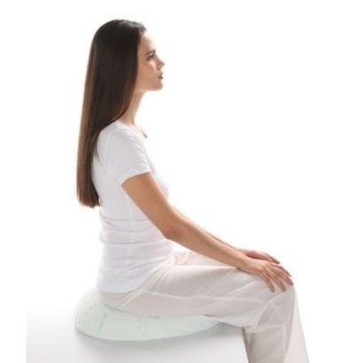 Подушка ортопедическая с отверстием на сиденье TRELAX MEDICA TRELAX MEDICA