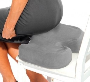 "Подушка для сидения, с ""памятью"" «ПОДУШКА-СИДУШКА ПРО» BRADEX KZ 0276"
