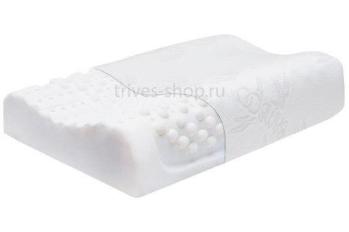 Ортопедическая подушка массажная для подростков из латекса ТОП-205 ТРИВЕС ТОП-205