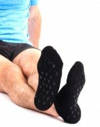 Носки с силиконовой подкладкой мужские 25см NAOMI KZ 0254