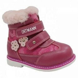Детские зимние ортопедические ботинки Ortmann Kids BELA Rehard Technologies GmbH BELA