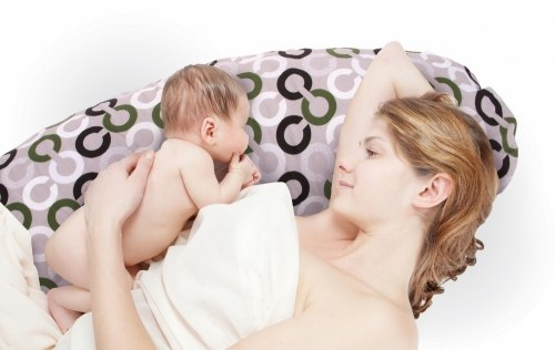 Ортопедическая Подушка-Банан для беременных LumF-512. Размеры: 170х38 см / 190х38 см Экотен LumF-512