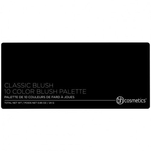 Профессиональная палитра румян BH COSMETICS Classic Blush