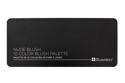 Профессиональная палитра румян BH COSMETICS Nude Blush