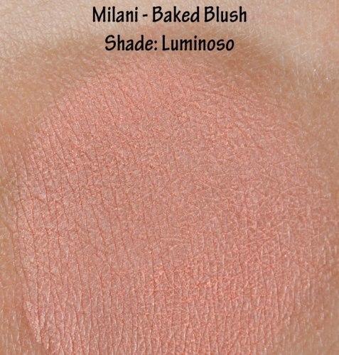 Румяна MILANI Baked Blush - 05 Luminoso