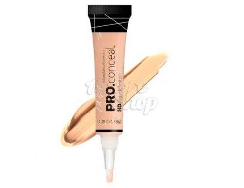 Консилер L.A. GIRL Pro Conceal - Creamy Beige
