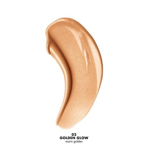 Тональное средство усиливающее сияние кожи MILANI Soft Focus Glow Complexion Enhancer - 02 Golden Glow