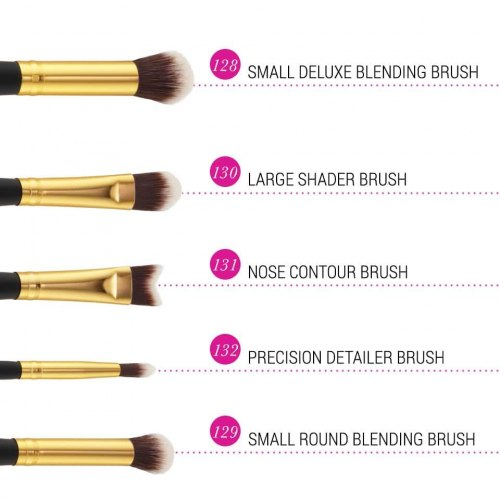 Набор кистей для макияжа BH COSMETICS Sculpt and Blend 2 10 Piece