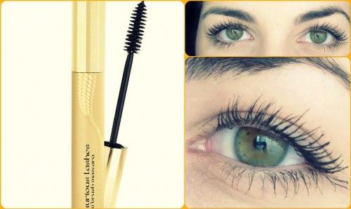 Тушь, преображающая форму ресниц KIKO MILANO Luxurious Lashes Maxi Brush Mascara