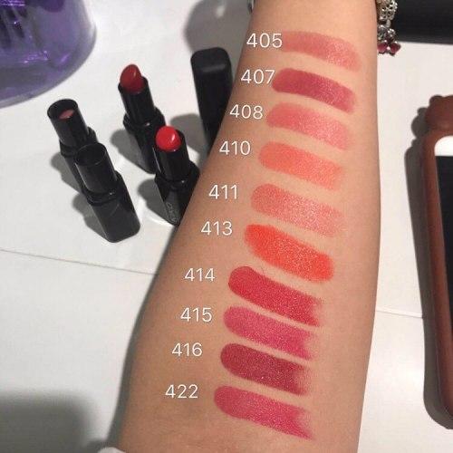 Помада для губ питательная с эффектом сияния KIKO MILANO Smart Fusion Lipstick - 405 Vintage Rose