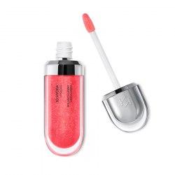 Блеск для губ смягчающий с трехмерным эффектом KIKO MILANO 3D Hydra Lipgloss - 11 Golden red