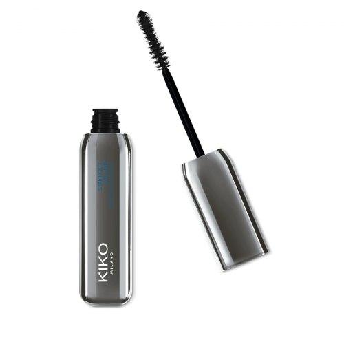Водостойкая тушь для ресниц с эффектом головокружительного объема KIKO MILANO Standout Volume Waterproof Mascara