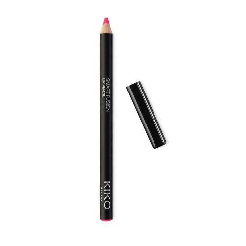Карандаш для губ с чрезвычайно четкой линией KIKO MILANO Smart Fusion Lip Pencil - 512 Strawberry Pink