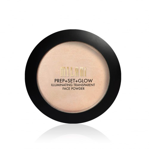 Пудра MILANI Prep + Set + Glow Illuminating Transparent Face Powder - 02 Transparent