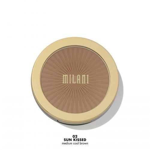 Бронзатор MILANI Silky Matte Bronzing Powder - 02 Sun Kissed