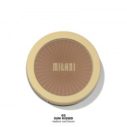 Бронзатор MILANI Silky Matte Bronzing Powder - 02 Sun Kissed