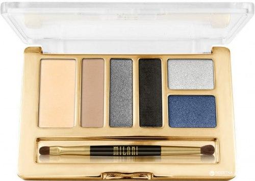 Тени для век MILANI Smoky Essentials Eyeshadow Palette