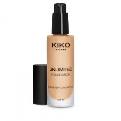 Тональная основа KIKO MILANO Unlimited Foundation SPF 15 - Warm Beige 15