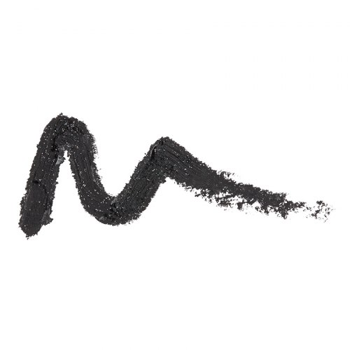 Водостойкий карандаш с блёстками для линии роста ресниц KIKO MILANO Glitter Eyepencil - Black