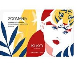 Увлажняющая маска для лица KIKO MILANO Zoomania-Tiger