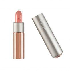Блестящая помада с полупрозрачным оттенком KIKO MILANO Glossy Dream Sheer Lipstick 201 Rosy Beige
