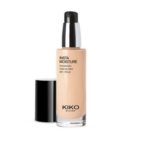 Тональная основа KIKO MILANO INSTAMOISTURE FOUNDATION с SPF 25 2 Rosa