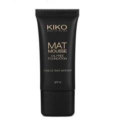 Тональная основа с матирующий эффектом KIKO MILANO Mat Mousse Foundation 04 Light Beige