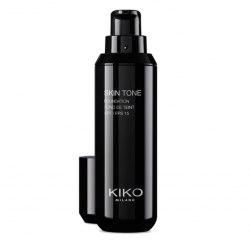 Тональная основа KIKO MILANO Skin Tone Foundation с SPF 15 10 Natural