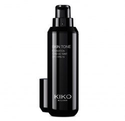 Тональная основа KIKO MILANO Skin Tone Foundation с SPF 15 10 Warm Beige
