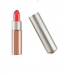 Блестящая помада с полупрозрачным оттенком KIKO MILANO Glossy Dream Sheer Lipstick - 210 Corallo