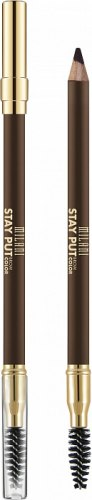 Карандаш для бровей MILANI Stay Put Brow Pomade Pencil - 03 Medium Brown