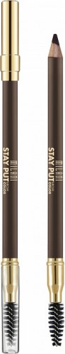 Карандаш для бровей MILANI Stay Put Brow Pomade Pencil - 04 Brunette