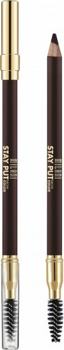 Карандаш для бровей MILANI Stay Put Brow Pomade Pencil - 05 Dark Brown