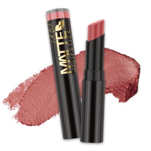 Помада для губ L.A. GIRL Matte Flat Velvet Lipstick - Hush