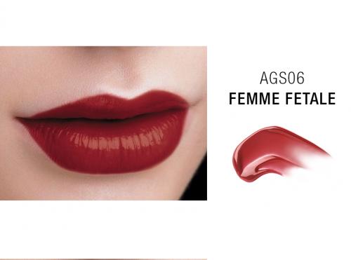 Жидкая помада для губ ABSOLUTE Glossy Stain - Femme Fatale