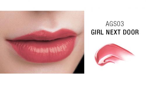 Жидкая помада для губ ABSOLUTE Glossy Stain - Girl Next Door