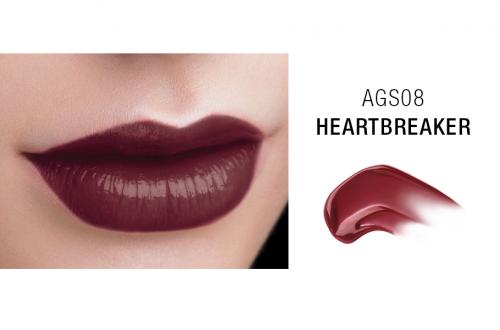 Жидкая помада для губ ABSOLUTE Glossy Stain - Heartbreaker