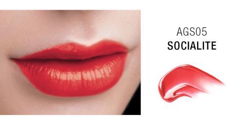 Жидкая помада для губ ABSOLUTE Glossy Stain - Socialite