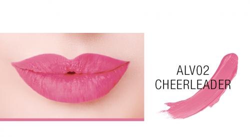 Жидкая помада для губ ABSOLUTE Lip Mousse - Cheerleader