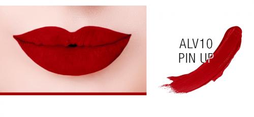 Жидкая помада для губ ABSOLUTE Lip Mousse - Pin Up